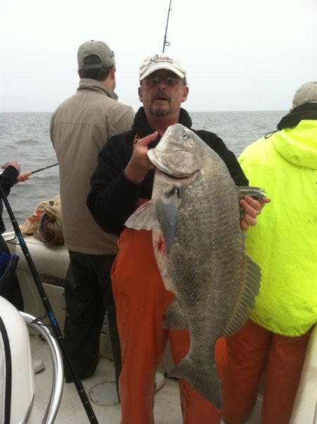 The mid atlantic sportsman adam bomb sport fishing for Adam bomb fishing