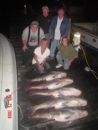 Adam bomb sport fishing charters for Adam bomb fishing